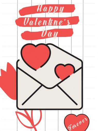 Valentines Gift Card